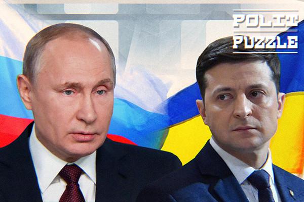 В Кремле назвали главные темы переговоров Путина и Зеленского на «нормандском саммите»