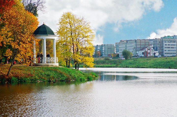 Путешествие по городам России: Обнинск города