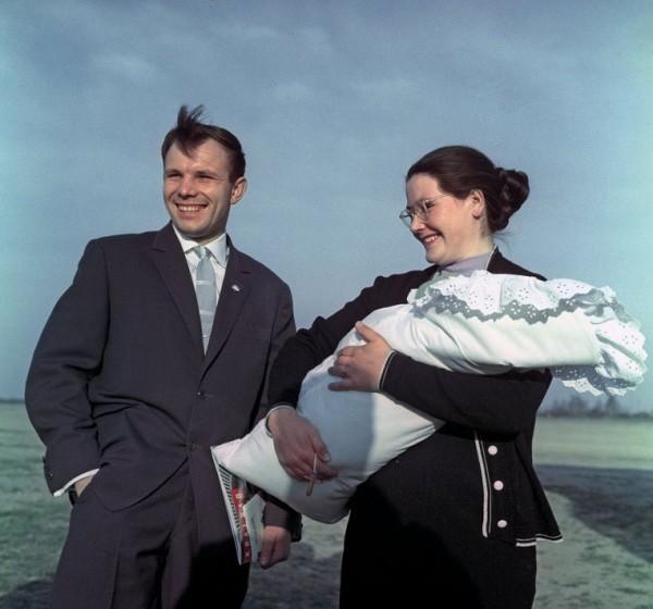 Юрий Гагарин и его любимые женщины