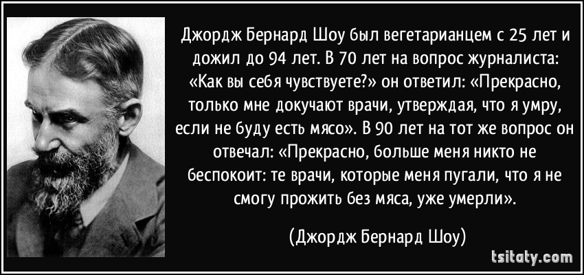 Правила жизни. Бернард Шоу
