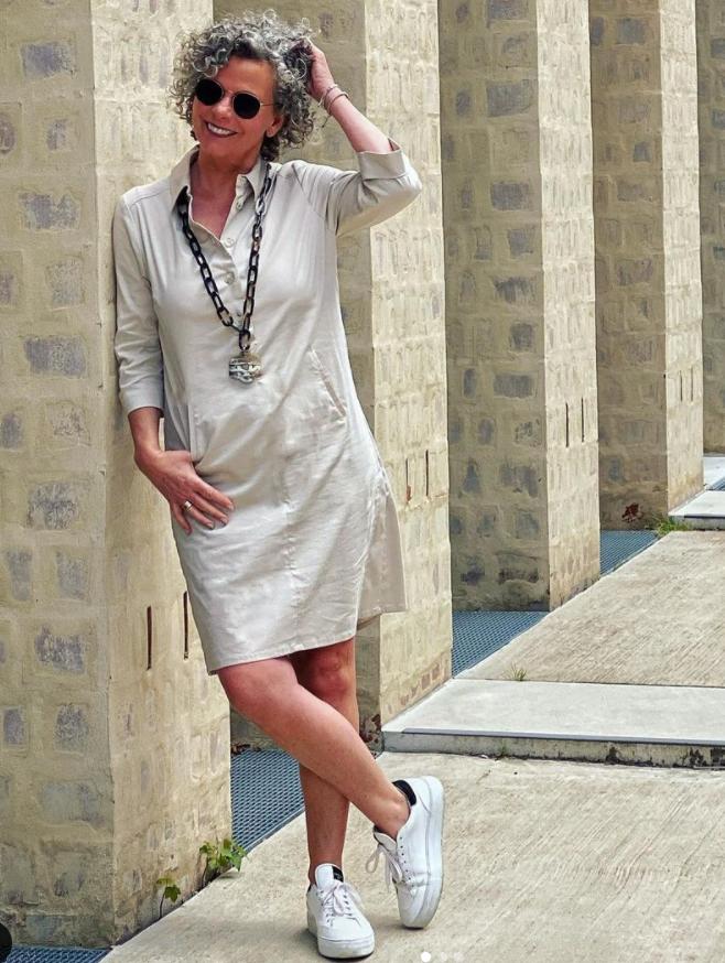 Какой должна быть современная мода для женщин 50+