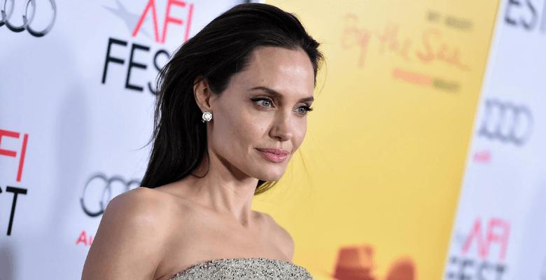 Анджелина Джоли поучаствовал…