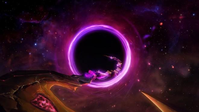 Ученые пытаются понять движущую силу внутри Вселенной