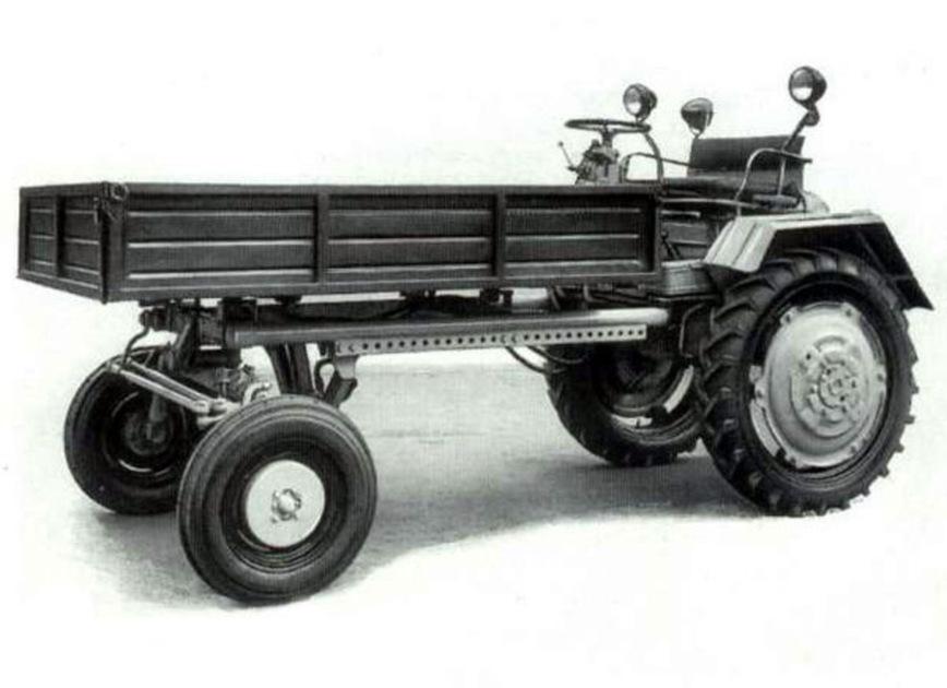 трактор шасси фото помогает телке