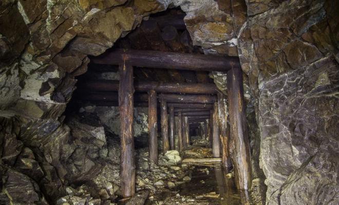 Салдинский тайник: подземные этажи уральских гор
