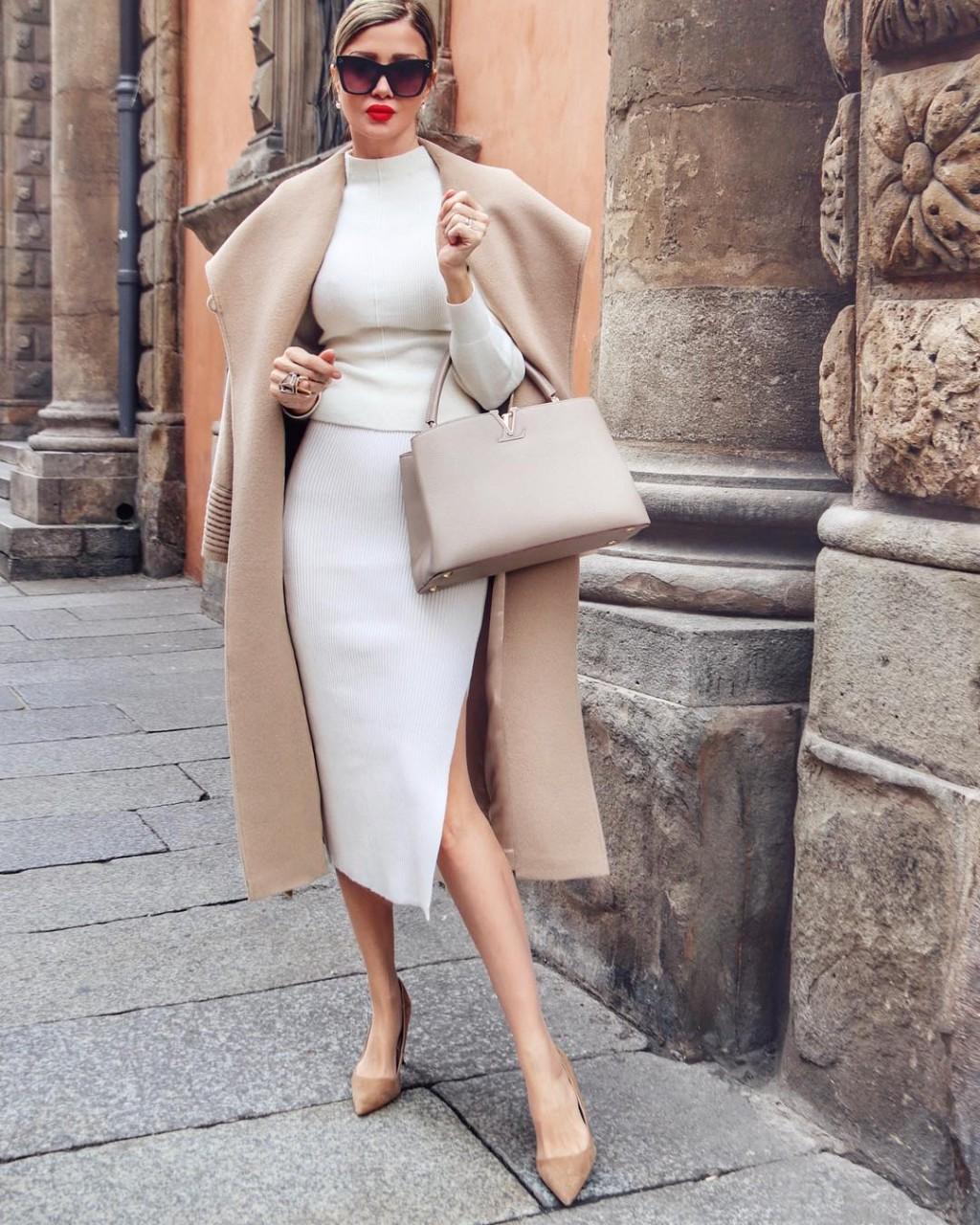 Пальто для женщин после 40 - самые стильные модели весны 2019
