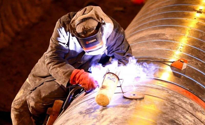 Россия закачивает в Германию рекордные объемы газа на фоне достройки «Северного потока-2» Новости