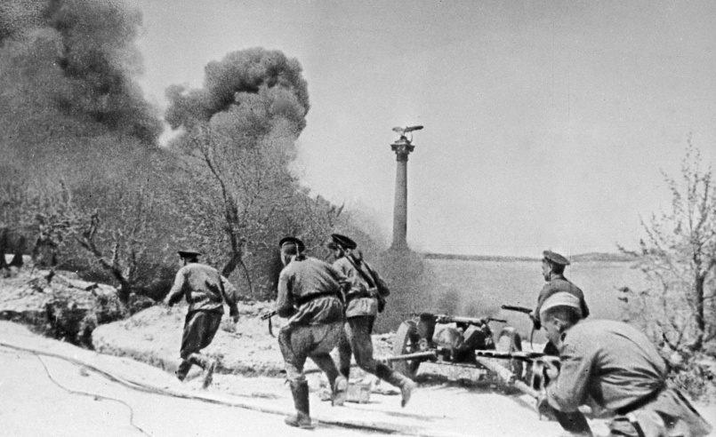 Какую цену заплатила Красная Армия за освобождение Крыма