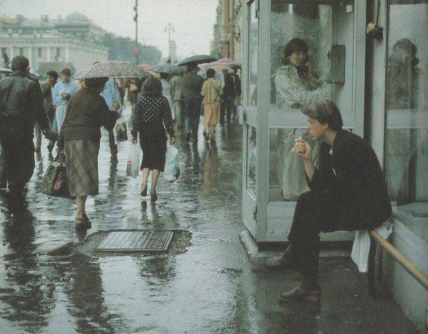 Невский проспект, 1985 год СССР, детство, ностальгия, подборка