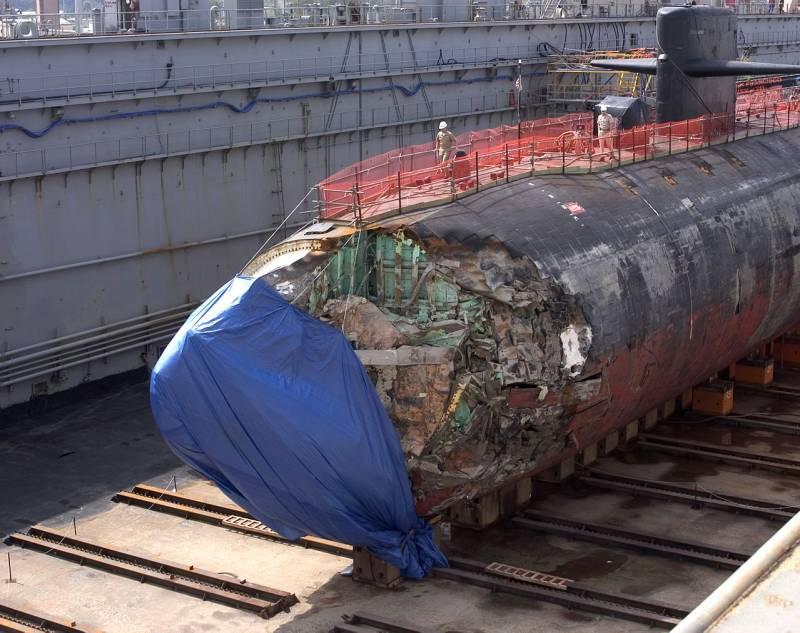 Флот мирного времени. Счетная палата США нашла новые проблемы ВМС вмф