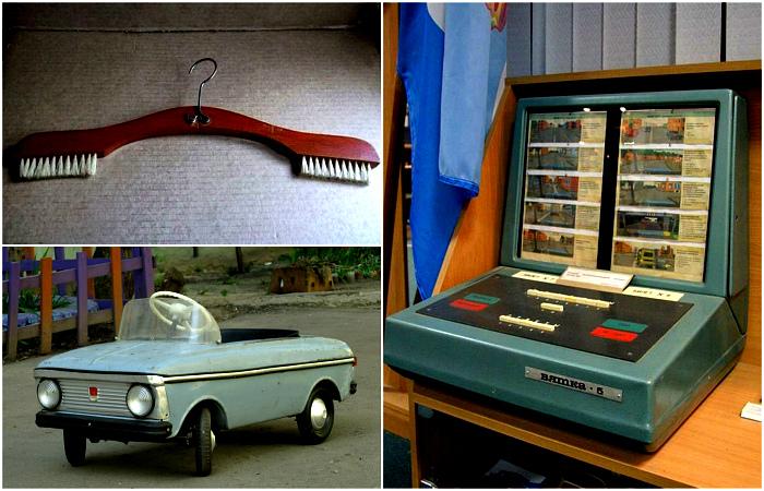 17 памятных вещей из советского прошлого