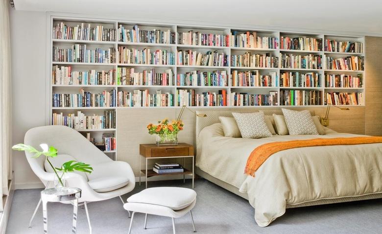 Стена за кроватью: 5 креативных идей