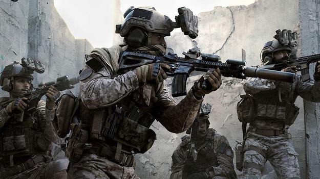 Call of Duty: Modern Warfare геймплей на новом движке шокировал фанатов action,call of duty: modern warfare,pc,ps,xbox,Игры,Шутеры