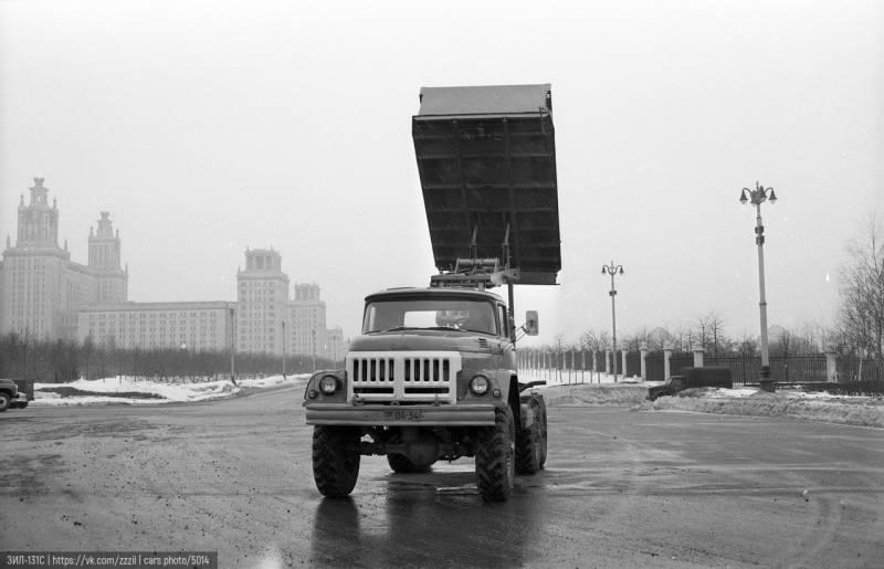 ЗИЛ-131. Последний герой завода имени Лихачева оружие