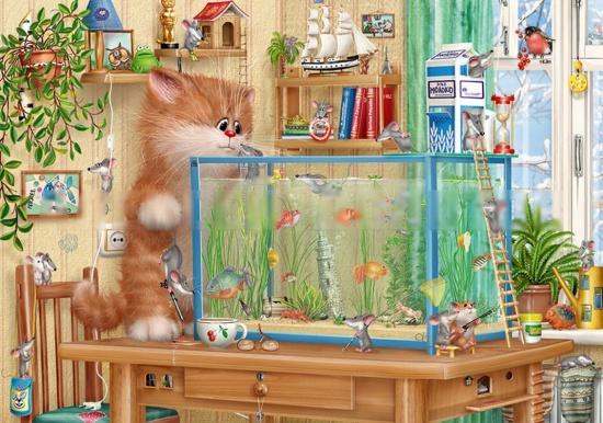 коты Алексея Долотова – 02
