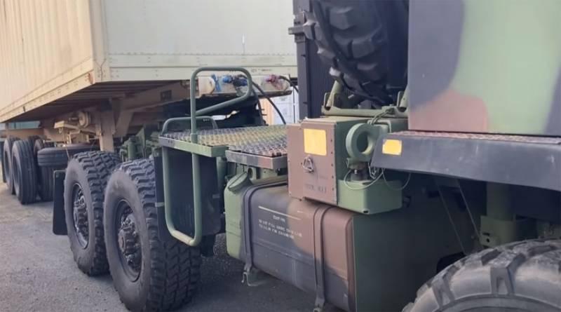 Автомобильные батальоны армии США. «Даже на грузовиках стоят шины Michelin»