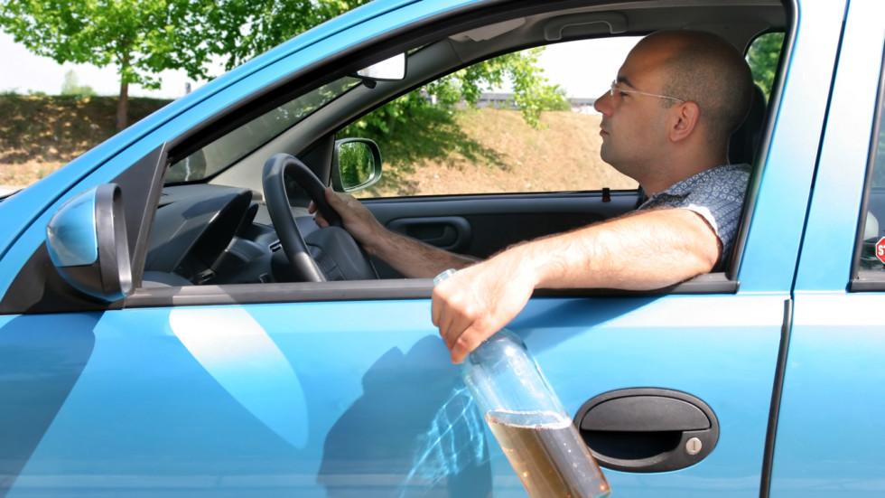 Пьяные водители заплатили полтора миллиарда рублей с начала 2018 года