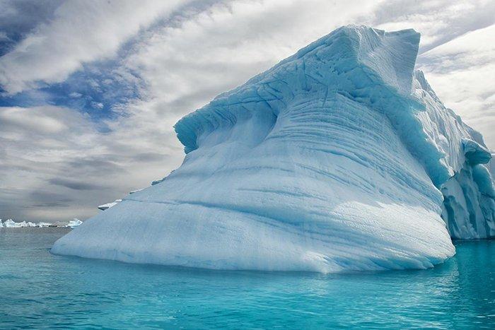 70% мирового запаса пресной воды находится в Антарктиде Антарктика, антарктида, интересно, ледяной континент, познавательно, секреты Антарктики, удивительно, факты