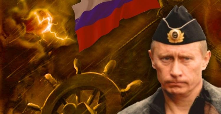 "Express: Путин ""отчаянно бор…"