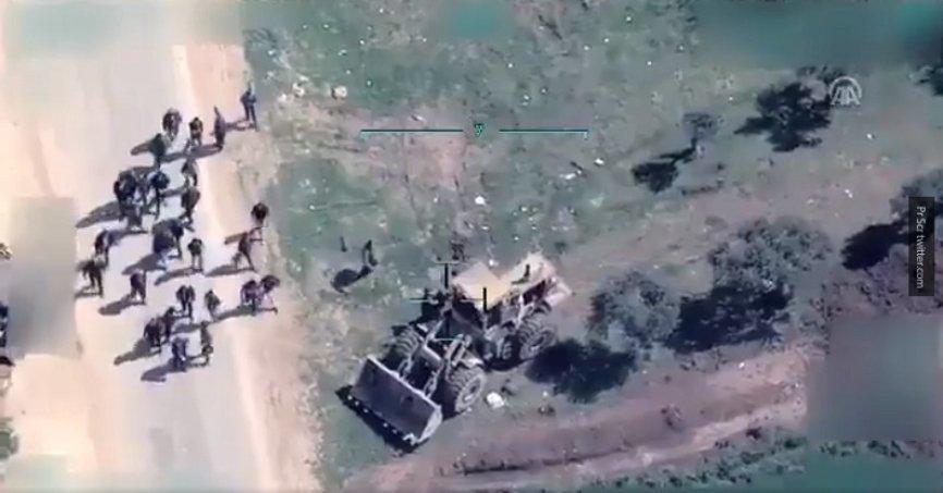 Курды заявили о девяти погиб…