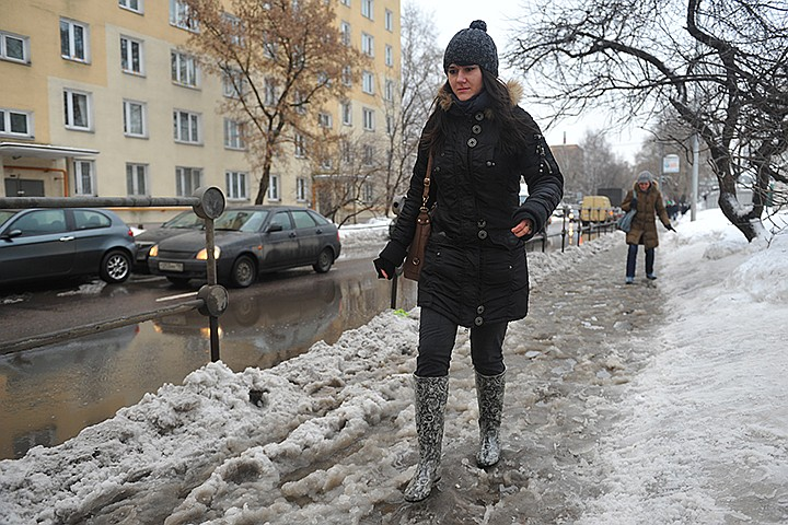 Прогноз на 19 - 25 марта: Москвичей ждет еще одна неделя зимней погоды