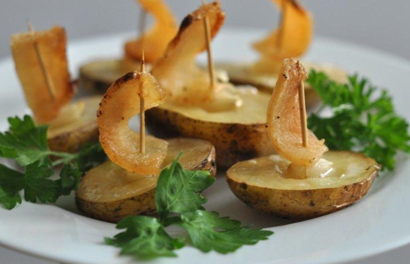 Кораблики еда, интересное, кулинария, полезное, рецепты, сало
