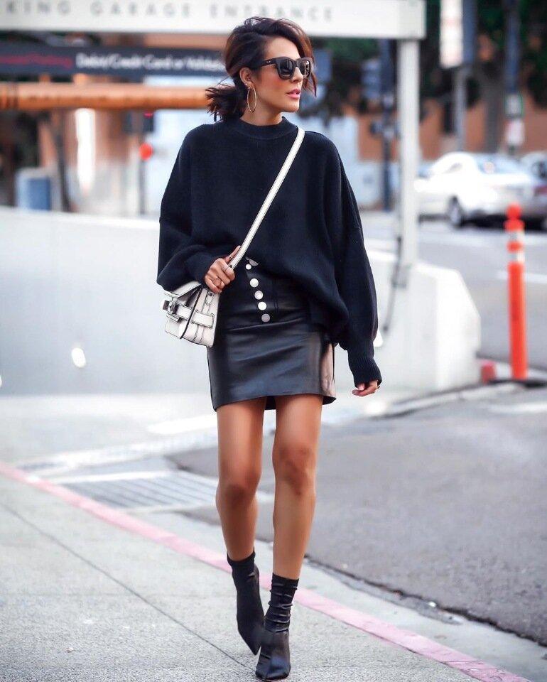 20 женственных образов с юбкой мода и красота,модные образы,модные тенденции,одежда и аксессуары,стиль,уличная мода