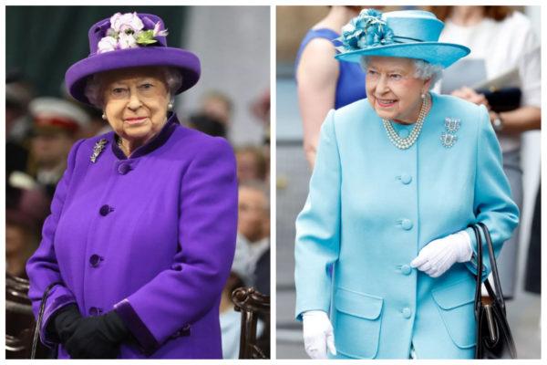 Из жизни Елизаветы II: интересная особенность в гардеробе королевы, вы уже заметили?