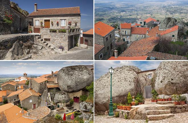 13. Монсанто, Португалия. деревни, мир, невидимки, природа, фото