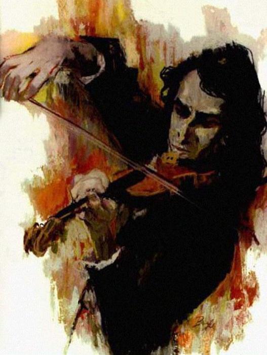 Сатанист, жадина и великий скрипач Никколо Паганини, которого не соглашался похоронить ни один город Европы жизнь