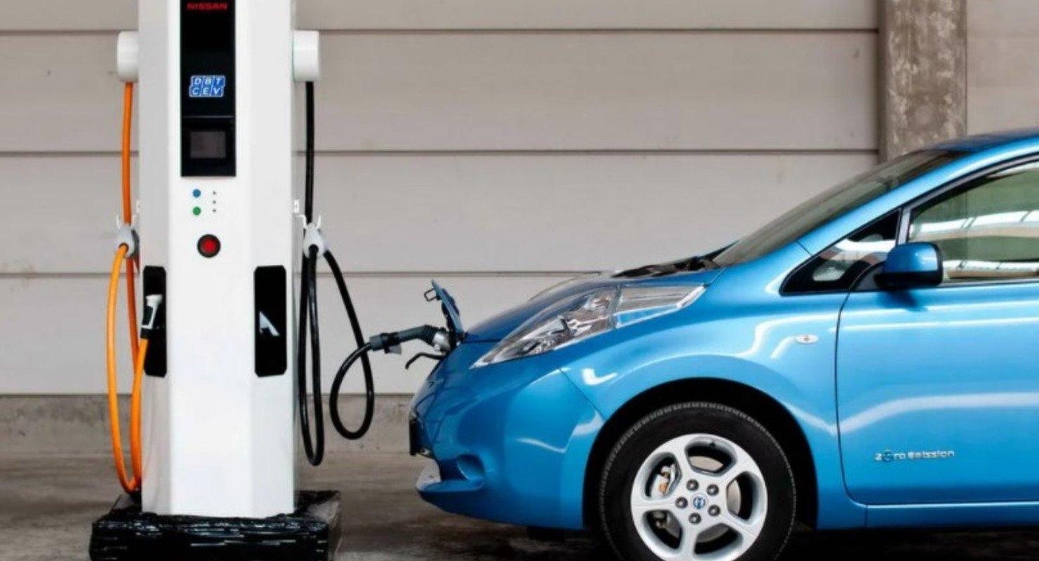Российский рынок новых электрокаров в феврале вырос в 5 раз Автобизнес