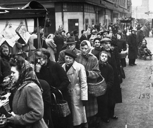Дневник журналиста США:  сырьевая изоляция и голодные 1939-40 годы в Германии