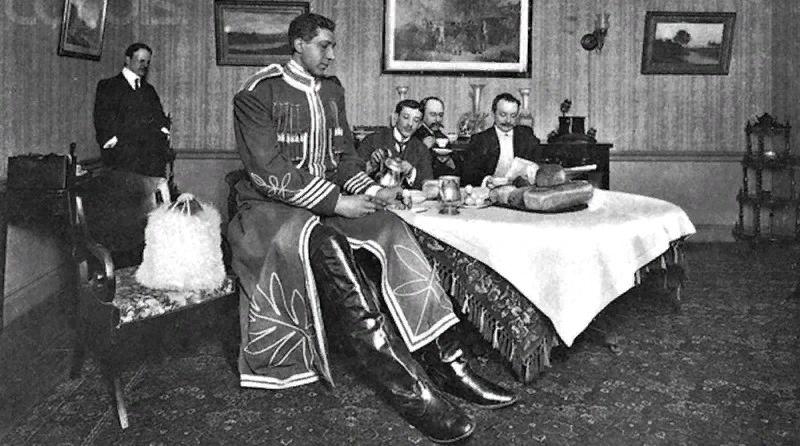 Русский гигант Фёдор Махнов