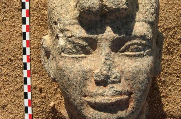 Найдена статуя царя — «возлюбленного бога Ра»