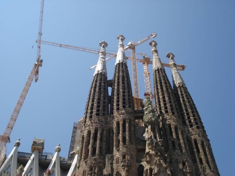 Духовный символ Барселоны
