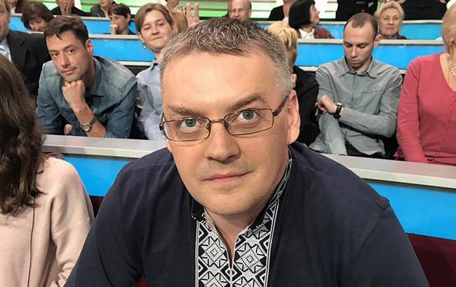 Телеведущий Норкин подрался с украинским экспертом на съемках ток-шоу