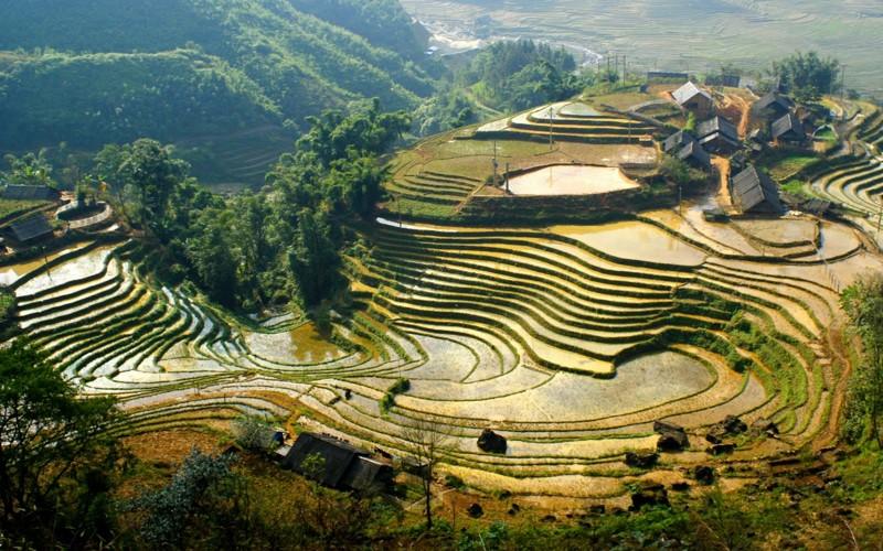 10. Сапа, Вьетнам. деревни, мир, невидимки, природа, фото