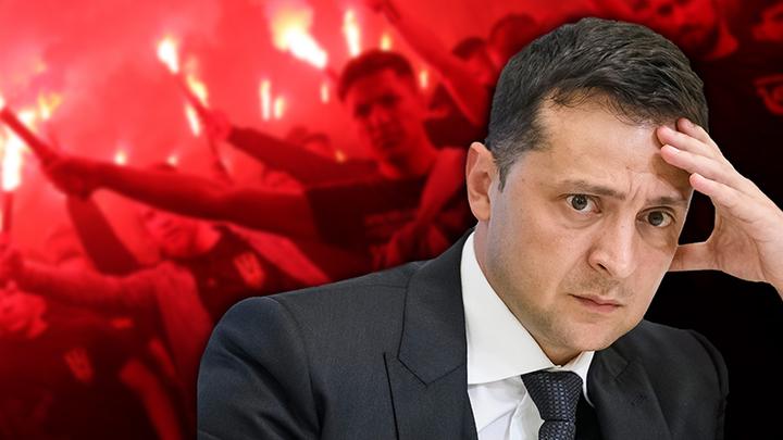 УКРАИНСКИЕ ВОЕННЫЕ ГОТОВЫ ВЗЯТЬ ДОНБАСС, НО ЗЕЛЕНСКОМУ НЕ ХОЧЕТСЯ ЖЕВАТЬ ГАЛСТУК украина