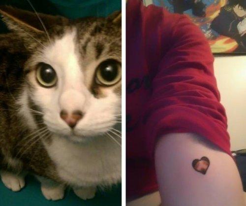 Татуировки со скрытым смыслом и глубоким значением