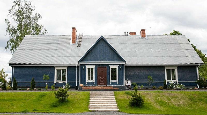 Квартиросъемка: как деревенскую халупу превратить в загородный дом мечты