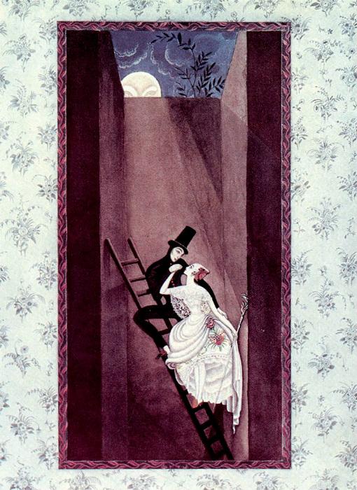 Пастушка и трубочист из сказки Андерсена