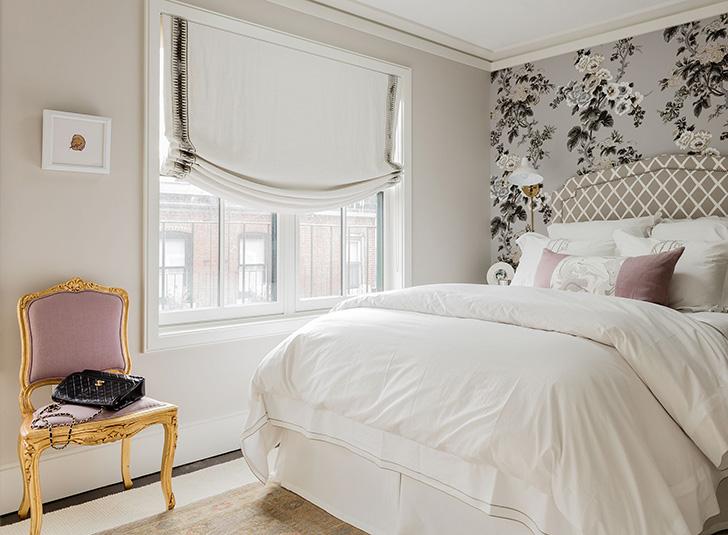 Квартира для девушки: пастель, цветы и милые детали