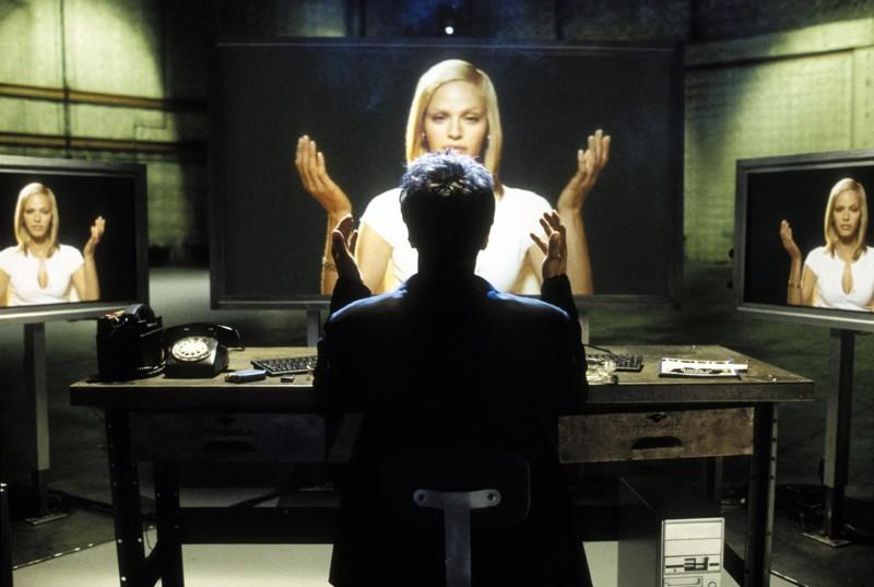 Симона (2002) кино, компьютеры, технологии, фильмы