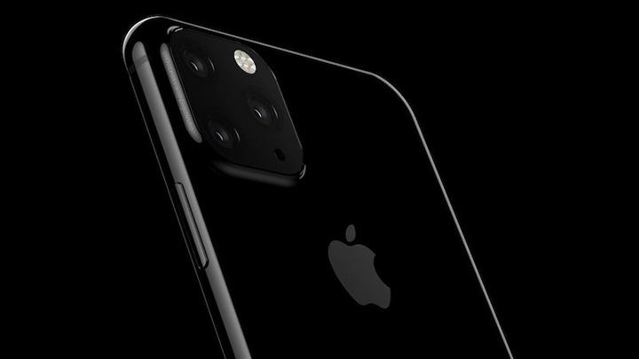 Появилось первое изображение нового iPhone 12 Pro Max
