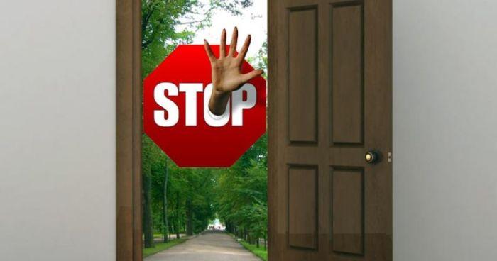 Порог – граница между мирами./Фото: /blognews.am/static