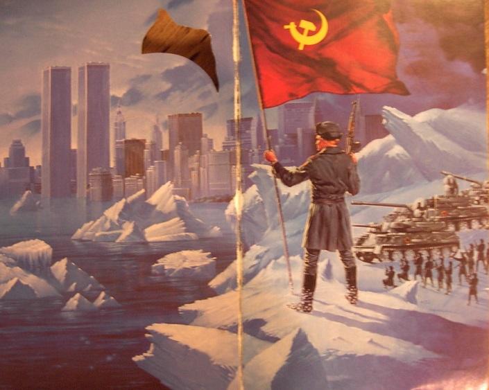 """""""Судят по себе"""" ,  или «Советская оккупация США – 1984»"""