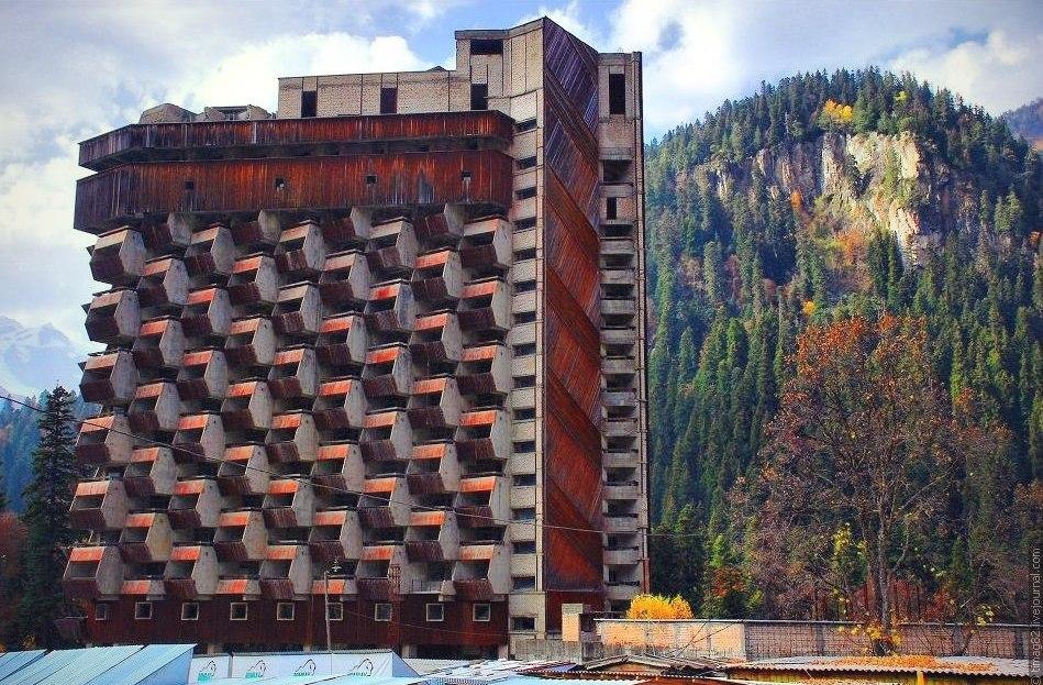 Заброшенная Россия: невероятные места виза,история,мир,путешествия,Россия,туризм