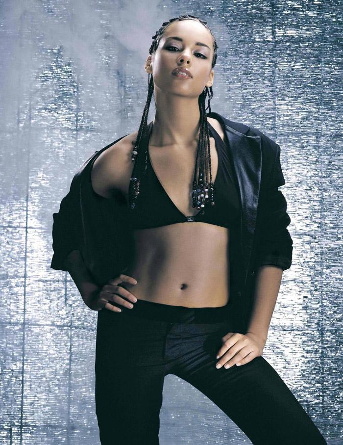 Алиша Кис  в фотосессии Майкла Лабика