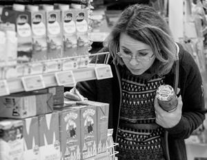 Рост цен на продовольствие принесет пользу россиянам