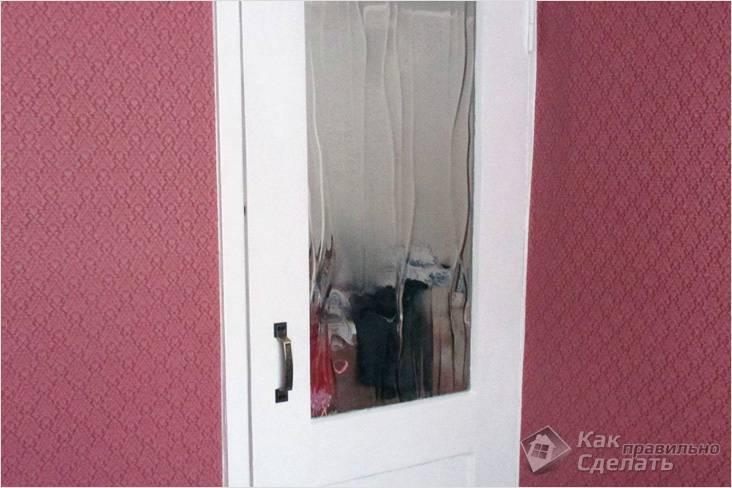 Реставрация старых дверей своими руками: мастер класс